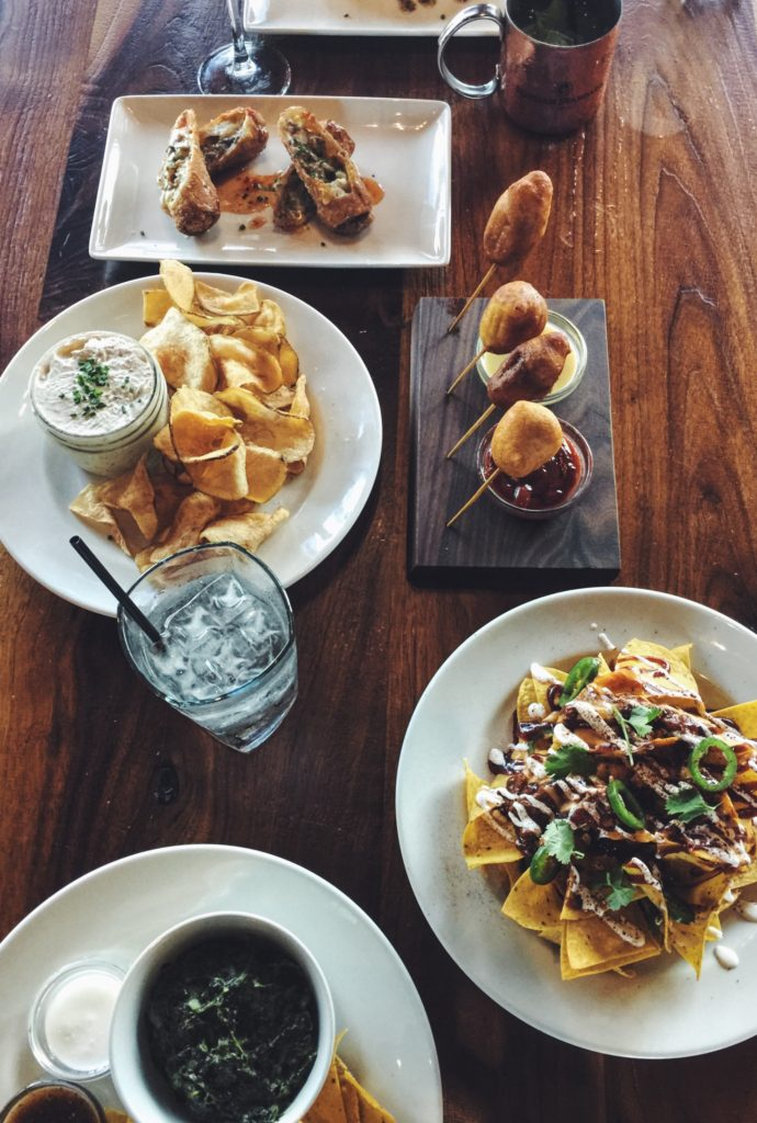 #TampaLove ::: Del Frisco's, The New Place to Happy Hour