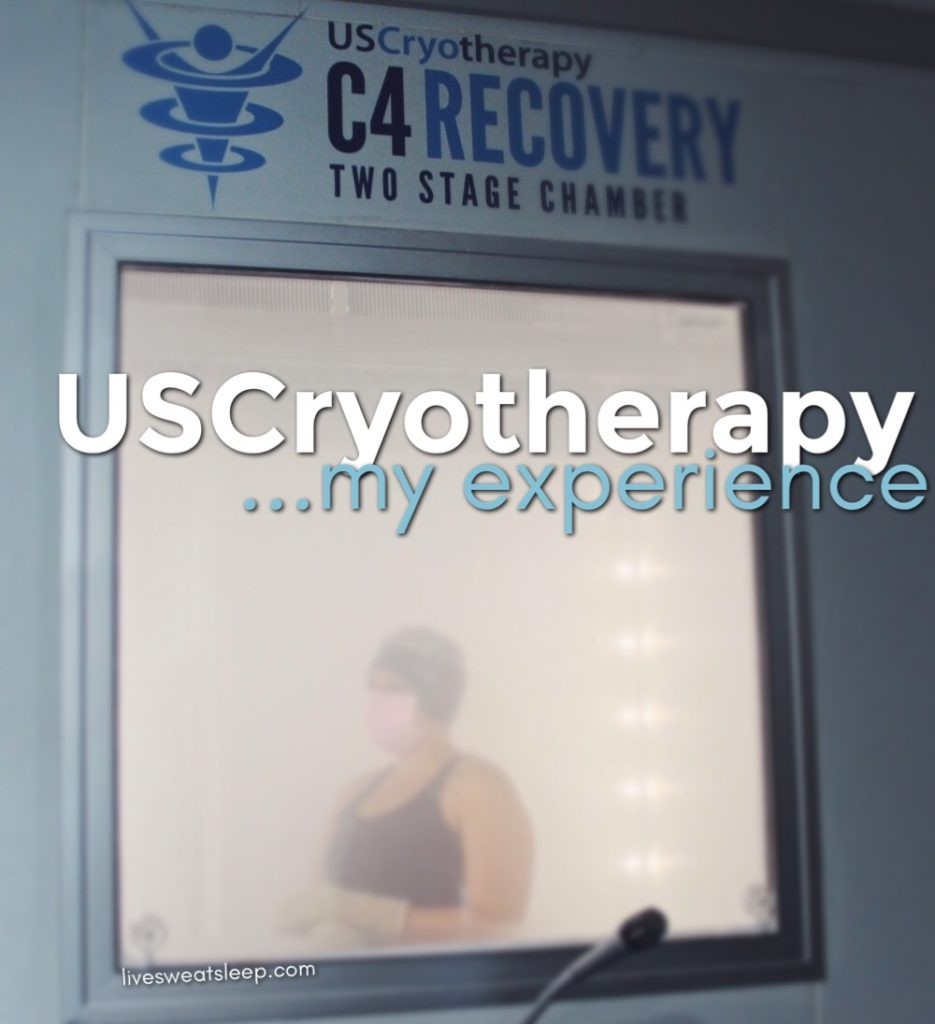 USCryotherapy ::: my experience