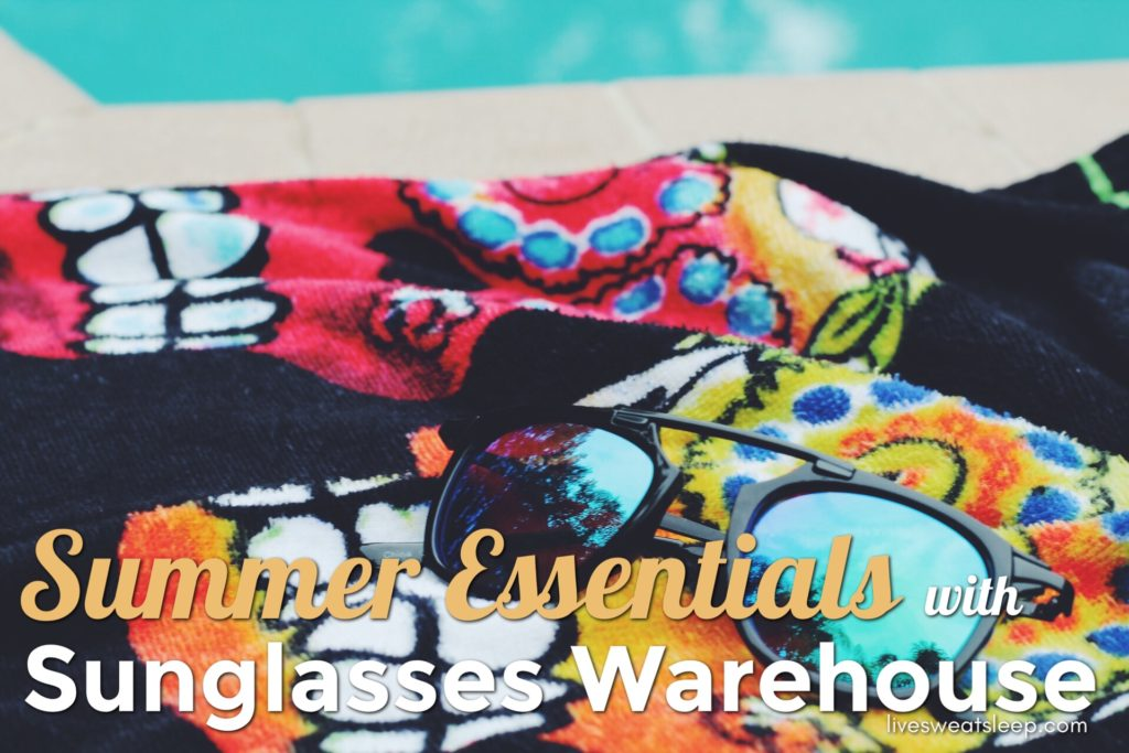 Summer Essentials with Sunglass Warehouse