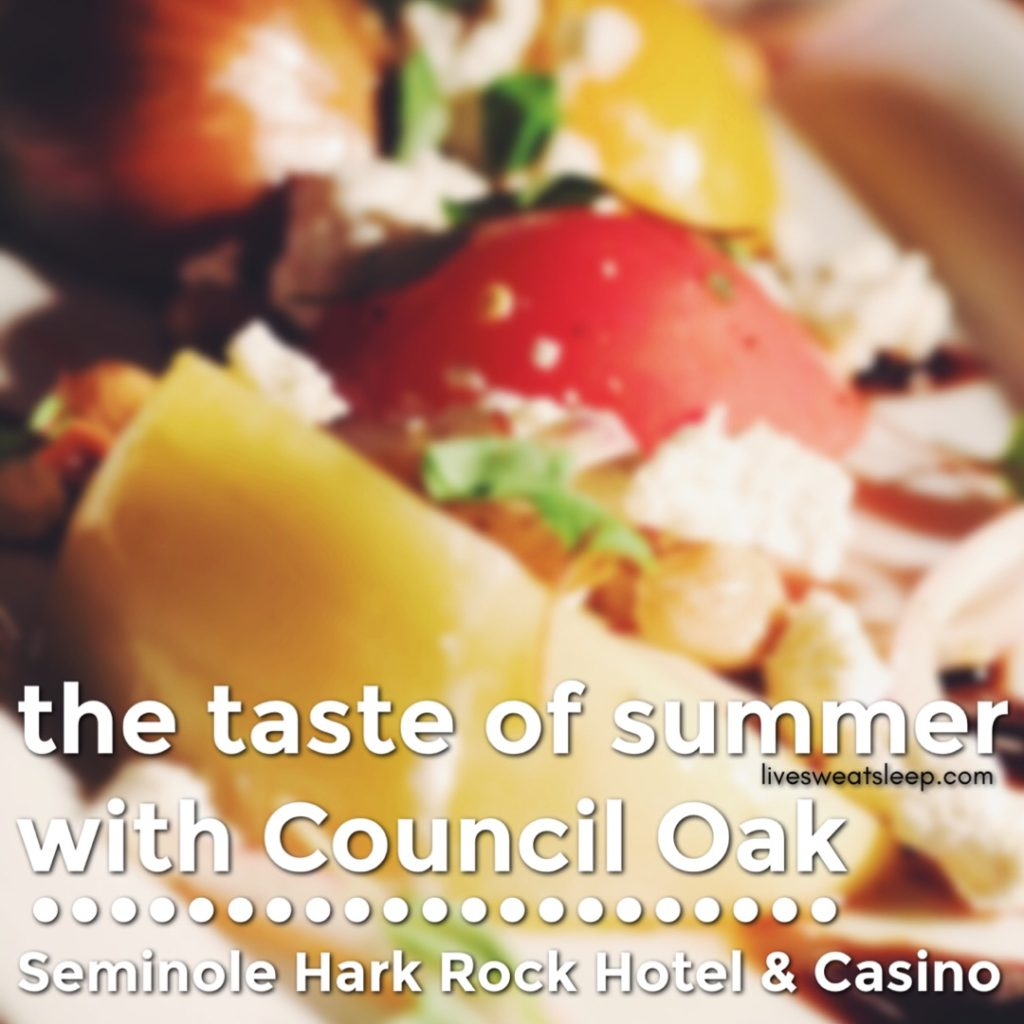 The Taste of Summer with Council Oak