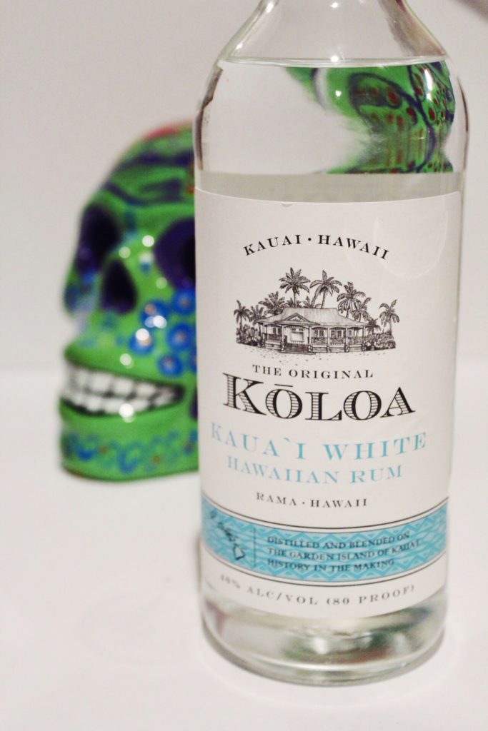 Refreshing & Light Cocktail with Kōloa Rum
