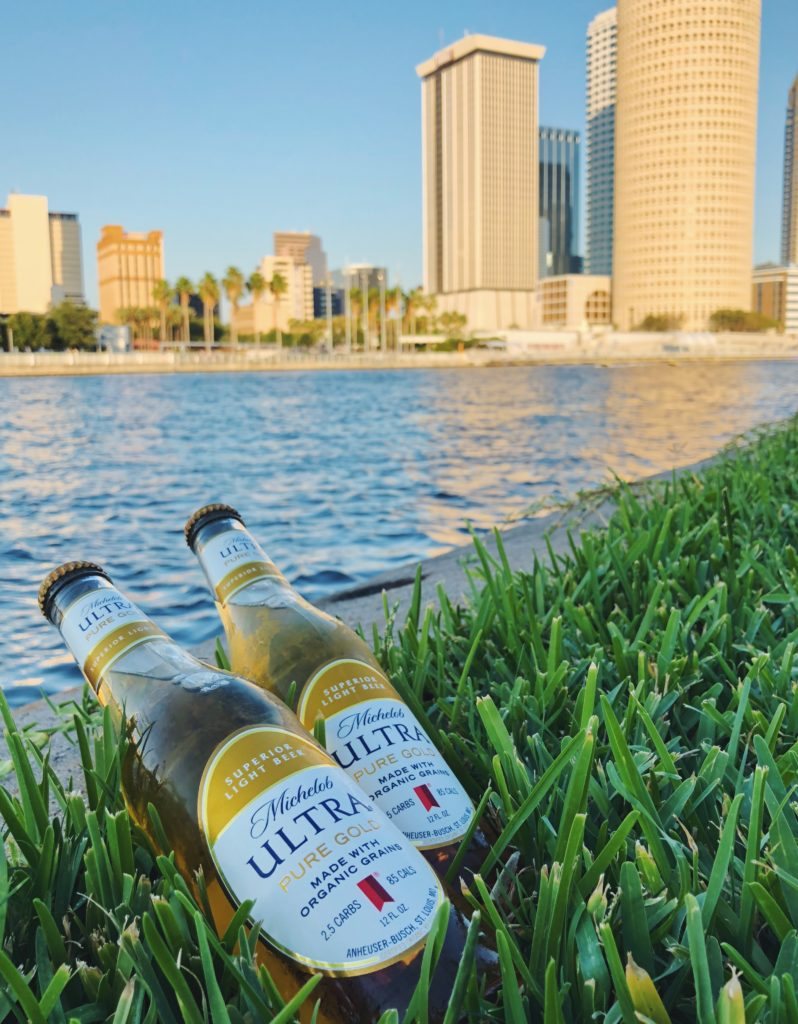10 Simple Tips to a Healthier You: Michelob ULTRA Pure Gold